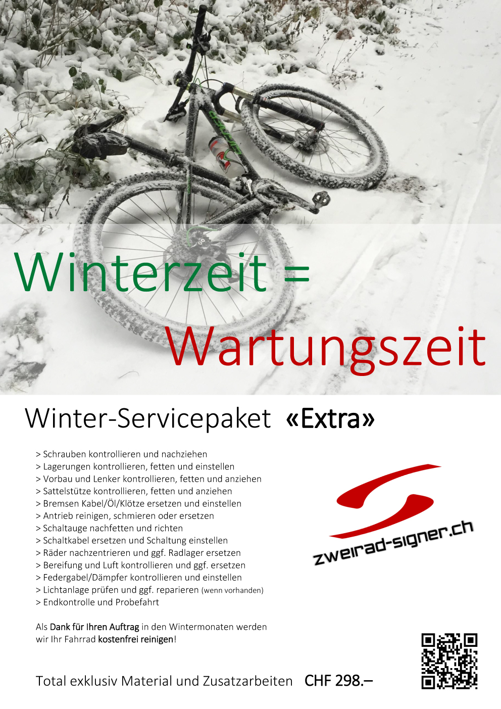 Winterservice << Extra >>